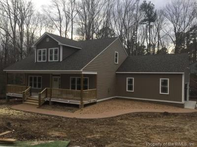 Single Family Home For Sale: 7505 Old Camp Road