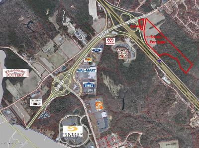 Isle Of Wight County, James City County, Mathews County, Middlesex County, New Kent County, Newport News County, Poquoson County, Suffolk County, Surry County, Williamsburg County, York County Residential Lots & Land For Sale: 286 Fenton Mill Road
