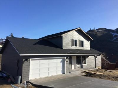 Entiat Single Family Home For Sale: 10003 Numeral Pointe Pl
