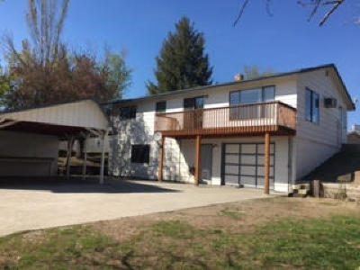 Okanogan WA Single Family Home Sold: $140,650