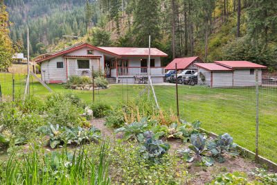 Leavenworth Single Family Home Pending: 12504 Chumstick Hwy