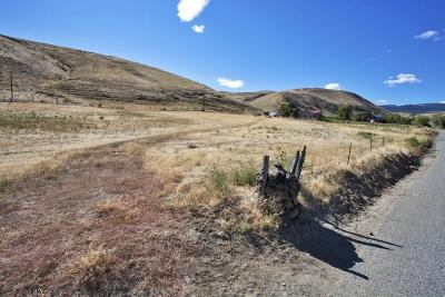 Malaga Residential Lots & Land Pending: Nna Colockum Rd Tract 2