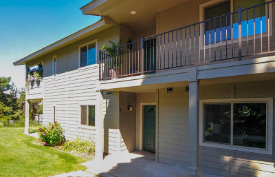 East Wenatchee Condo/Townhouse For Sale: 520 11th St NE #3