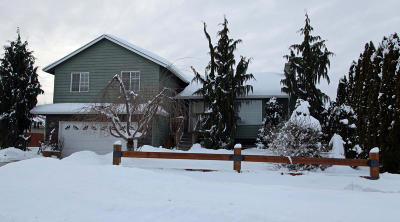East Wenatchee WA Single Family Home Sold: $289,900