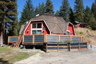 Leavenworth Single Family Home Active - Contingent: 17051 Chumstick Hwy