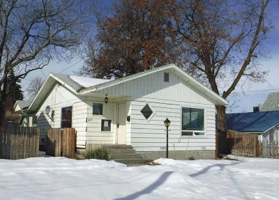Wenatchee WA Single Family Home Sold: $158,225