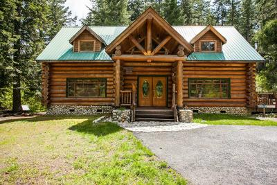 Leavenworth Single Family Home For Sale: 16755 Fir Road