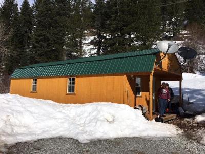 Leavenworth Single Family Home For Sale: Nna Nason Ridge Rd