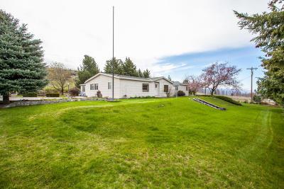 East Wenatchee, Rock Island, Orondo Single Family Home For Sale: 22058 Highway 97