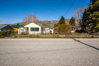 Entiat Single Family Home For Sale: 2580 Entiat Way