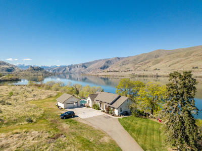 East Wenatchee Single Family Home Active - Contingent: 13609 Us-2 #B