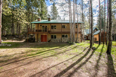 Entiat Single Family Home For Sale: 17922 Wilderness Rd