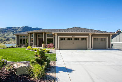 East Wenatchee, Rock Island, Orondo Single Family Home For Sale: 4974 Hurst Landing Rd