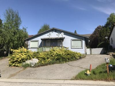 Manson WA Multi Family Home Sold: $263,500