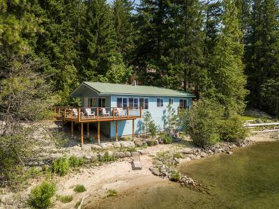 Leavenworth Single Family Home For Sale: 17361 N Shore Dr