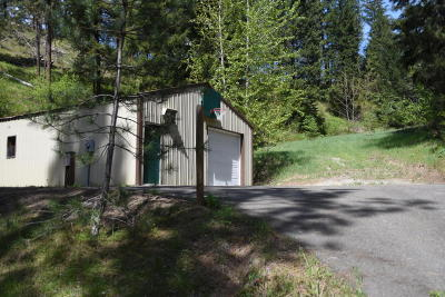 Leavenworth Single Family Home For Sale: Nna Eagle Creek Road