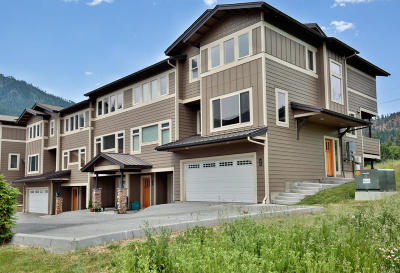Leavenworth Condo/Townhouse For Sale: 100 Ski Blick #B-105