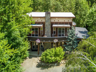 Leavenworth Single Family Home For Sale: 9315 E Leavenworth Rd