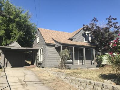 Wenatchee WA Single Family Home Sold: $175,425