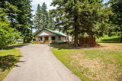 Leavenworth Single Family Home Pending: 12891 Chumstick Hwy