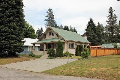 Leavenworth Single Family Home Pending: 219 Center St