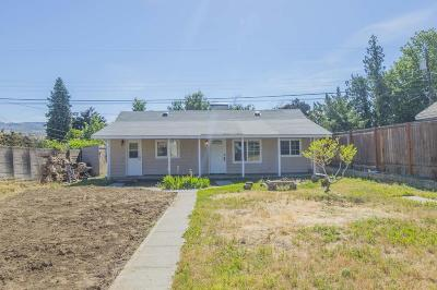 Wenatchee Single Family Home Pending: 1017 Amherst Ave