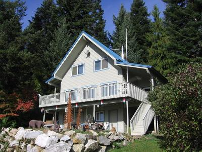 Leavenworth Single Family Home For Sale: 14623 Fish Lake Road