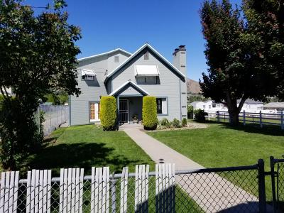 Wenatchee, Malaga Single Family Home For Sale: 1224 S Miller St