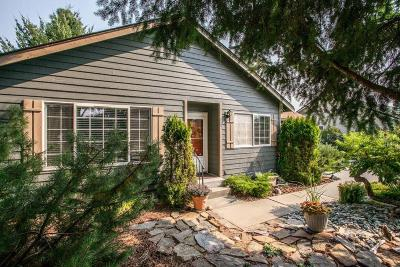 Leavenworth Single Family Home For Sale: 312 Tumwater Dr