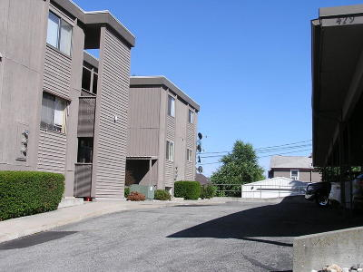 Wenatchee Condo/Townhouse For Sale: 429 King Steet #333
