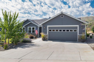 Wenatchee, Malaga Single Family Home For Sale: 1939 Castlerock Ave