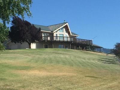 Cashmere Single Family Home Pending: 5015 Harnden Rd