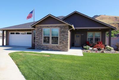 Wenatchee, Malaga Single Family Home For Sale: 1737 Skylar Court