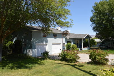 Wenatchee Single Family Home For Sale: 916 Red Apple Rd