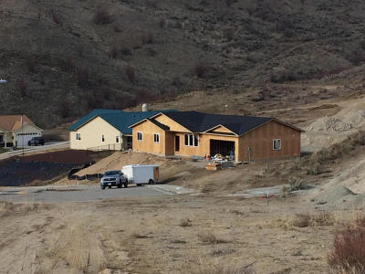 Entiat Single Family Home For Sale: 9963/9965 Cap Riste Outlook