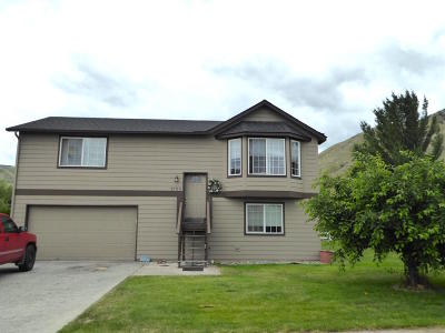 Wenatchee Single Family Home For Sale: 1709 Lincoln Park Cir