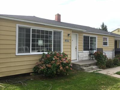 Wenatchee, Malaga Single Family Home For Sale: 1237 Cherry St