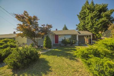 Wenatchee Single Family Home Pending: 1245 Cherry St