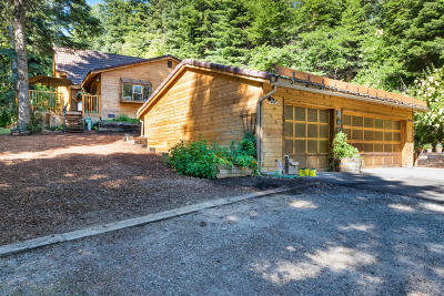 Wenatchee Single Family Home Pending: 6261 Forest Ridge Dr