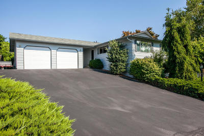East Wenatchee Single Family Home For Sale: 833 N Kentucky Ave
