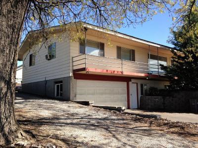 East Wenatchee Multi Family Home For Sale: 1025 Corum Cir