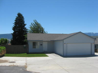 East Wenatchee Single Family Home For Sale: 781 Melbourne Ct.