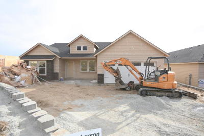 East Wenatchee Single Family Home For Sale: 819 Madeleine Ct.