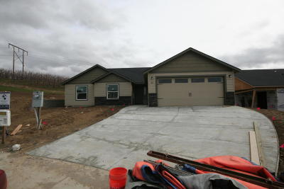 East Wenatchee, Rock Island, Orondo Single Family Home For Sale: 823 Madeleine Ct.
