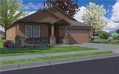 East Wenatchee Single Family Home For Sale: 812 Madeleine Ct