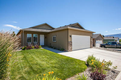 East Wenatchee Single Family Home For Sale: 533 N Montclair Ave