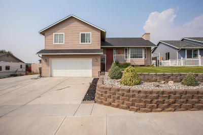 East Wenatchee, Rock Island, Orondo Single Family Home For Sale: 1915 Bluegrass Ave