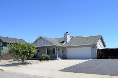 East Wenatchee Single Family Home For Sale: 2275 Veedol Dr