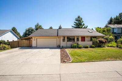 Wenatchee, Malaga Single Family Home For Sale: 1315 Seattle Ave
