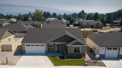 Wenatchee, Malaga Single Family Home For Sale: 180 Pershing Circle